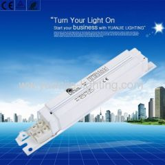 super-thin PLC 18w ballast