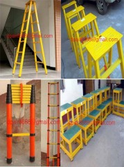 Life Safe ladder fiberglass material