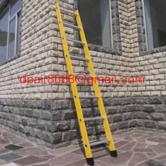 Straight fiberglass ladder Insulation ladder