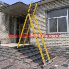 Collapsible ladder flexible ladder