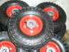 wheel barrow tyre, pneumatic wheel