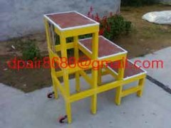 FRP Square Tube A-Shape insulated ladders