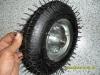 hand trolly rubber wheel