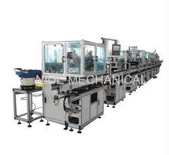 Automatic Electric Motor Armature Production Line