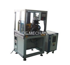 Commutator Hot Stacking Machine with Miyachi Power