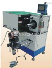 Horizontal Single Side Stator Winding Lacing Machine