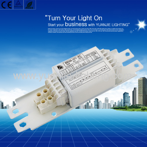 15W Magnetic ballast for Fluorescent lamps
