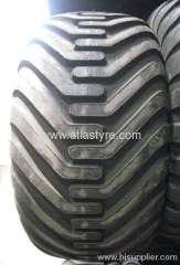 good quality high flotation tyre