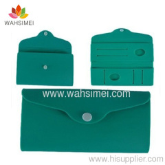 Top quality silicone purse