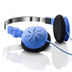 Comfortable fit AKG K402 Mini Headphones Blue