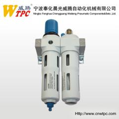 "FESTON AIR UNITS 1/4"" filter regulator lubricator DC2010-02"