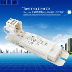 Electromagnetic ballasts with holder