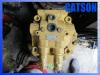 Swing motor assy M5X130