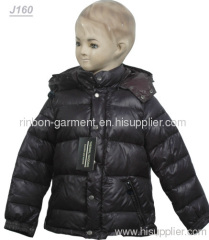 WINTER PADDED JACKET FOR BOY