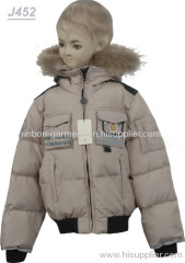 2013 NEW GOOD QUALITY WINTER JACKET FOR KIDS