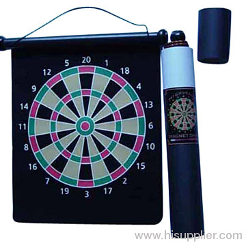 Bottled Magnetic Dart Board