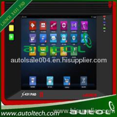 LAUNCH X431 PAD Update online
