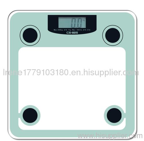 Bathroom body scales cs-825
