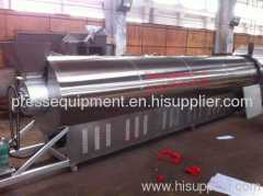 continuous steel roasting machine