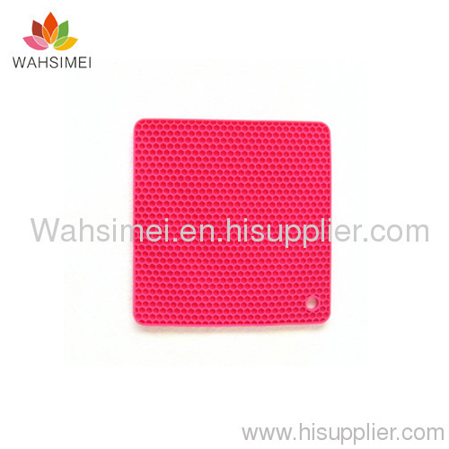 Eco friendly food grade silicone mat for kitchen