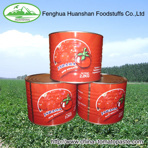400g*24tins Canned 100% pure aseptic tomato paste to north america