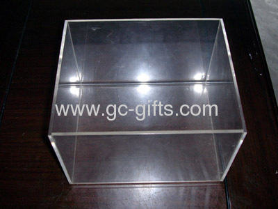 Cheap clear acrylic CD boxes & Cheap clear acrylic CD box from China manufacturer - Shenzhen Gold ...