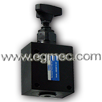 Rexroth DBD20 Direct Operated G304/1 Subplate Mounting Pressure Adjustment Relief Valve