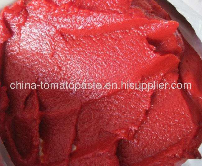 220L big capacity drum tomato paste