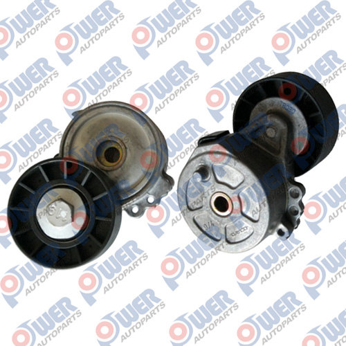 Tension Pulley En Español : M q a fd ford tensioner pulley v ribbde belt from