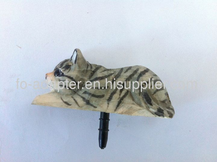 mobile phone dustproof plug