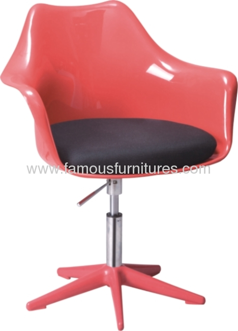 Modern black Tulip cushion office Armchair computer desk room furniture chairs store