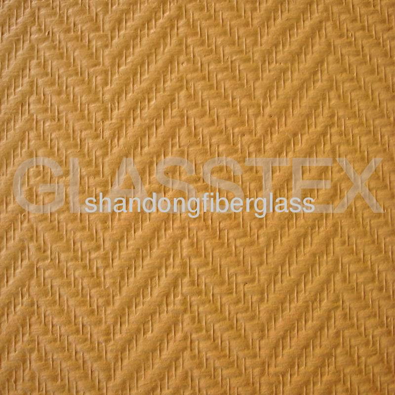 Glasstex glass fiber wallcovering