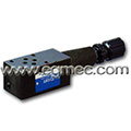 Yuken MRV02 Modular pressure Relief Valve