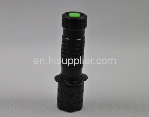portable strong power Multifunction small powerful led torch