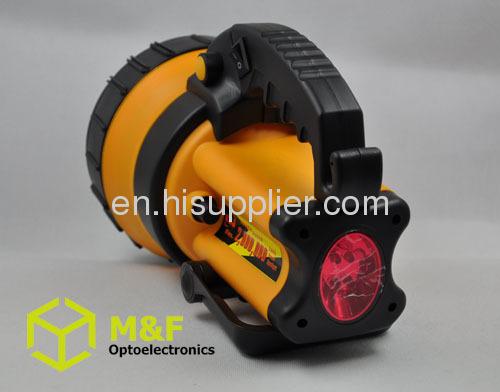 high power rechargeable 37leds high power led spotlight
