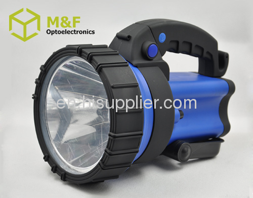 Multifunctional cree led rechargeable spotlight