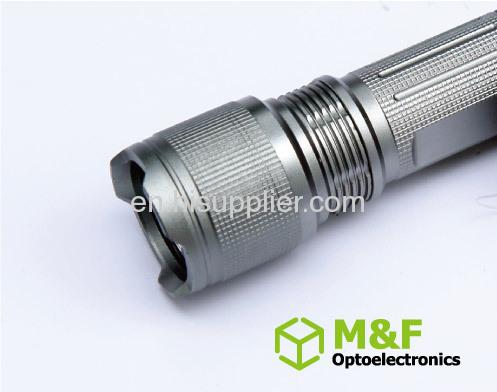 portable cree q5 led torch flashlight