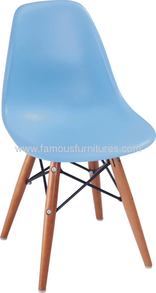 Eames Fashion Chair with ABS Seat and PVC Cover