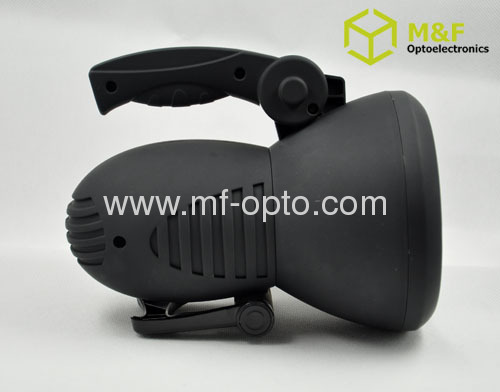 1W LED portable rechargeable led spotlight price