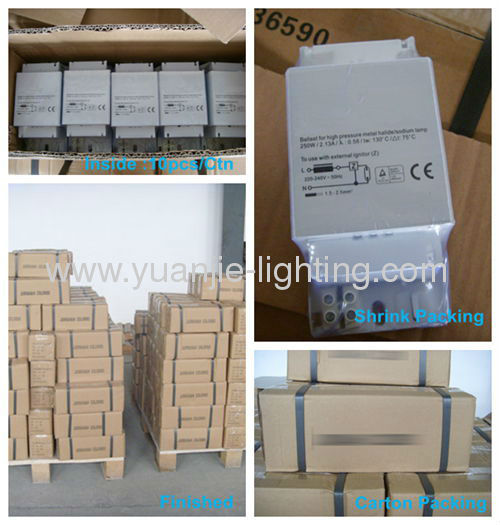 Hig quality36/40w electromagnetic ballast