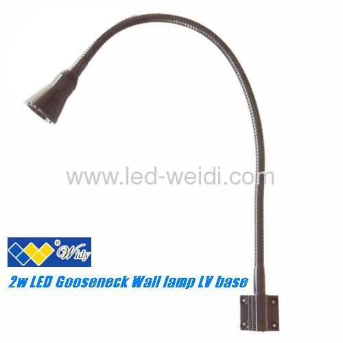 Desk Light Wall Mounted: Bed Lamp With Flexible Arm Led Wall Light From China