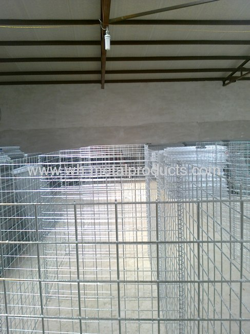 weled mesh explosion-proof wall
