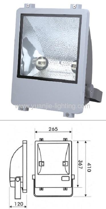 Garden Landscaping & Decking HQI 150Wfloodlight