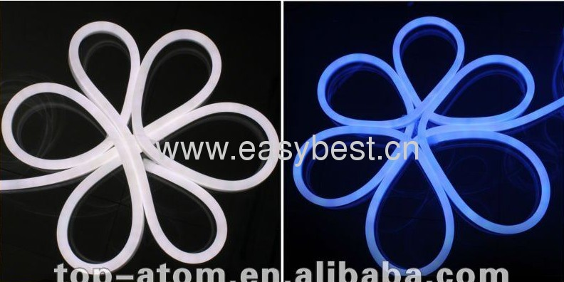 24v input flexible led neon for house decoration