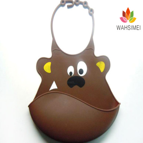 Best selling baby products silicone bibs made in China