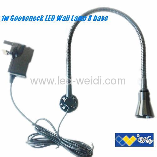 Adjustable Snake Led Wall Lamps From China Manufacturer Ningbo Weidi Electronic Co Ltd