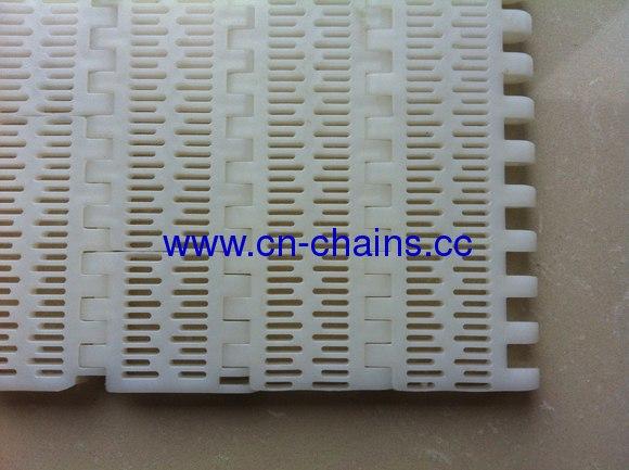 Perforated top straight running modular conveyor belt (RW-PFT80)