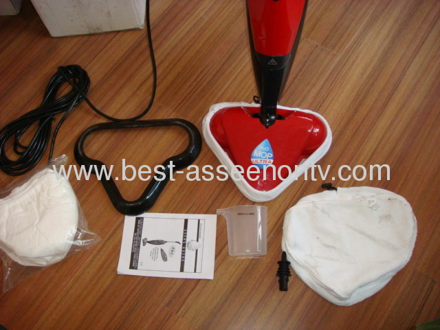 H2O steam mop-3 in 1 steam cleaning/steamer-let your life so clear and easy as seen on tv