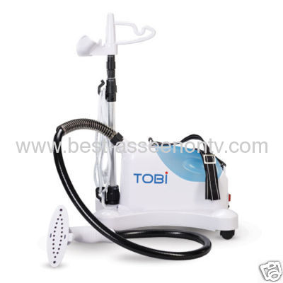 THE TOBI IRON STEAMER/TOBI STEAM CLEANER AS SEEN ON TV