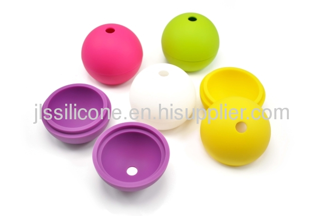 promotion silicone ice ball mould